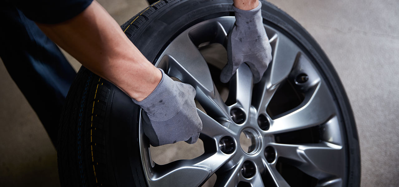 Stay safe by moving away from reconditioned wheels