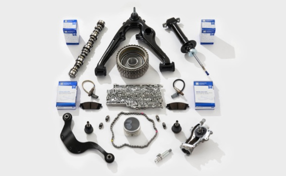 GM Genuine Parts Real & Counterfeit Parts Differences