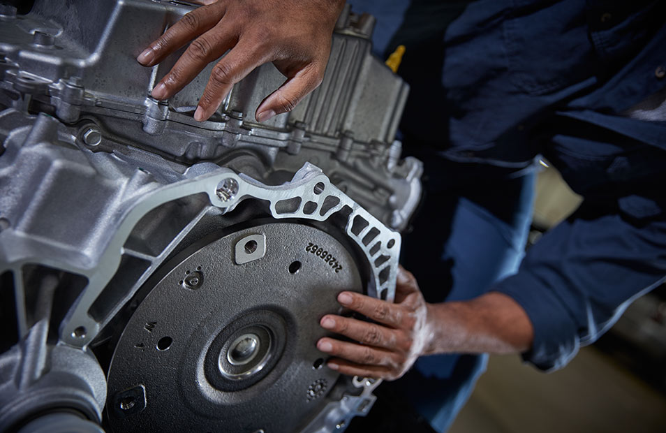 Transmissions and Transfer Cases: GM Vehicles | GM Genuine Parts