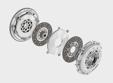 Genuine GM Parts Automatic Transmission Clutch kit