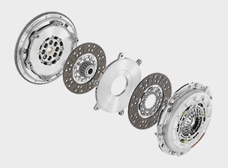 Genuine GM Parts Clutch Kit